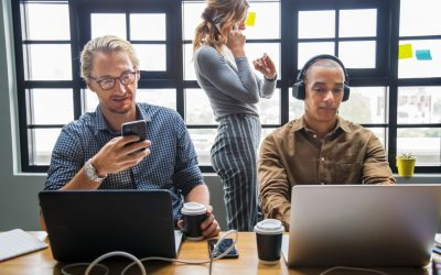 Do Open Office Spaces Lead To Open Communications?